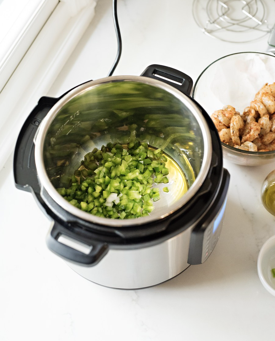 Cooking Seafood in an Instant Pot
