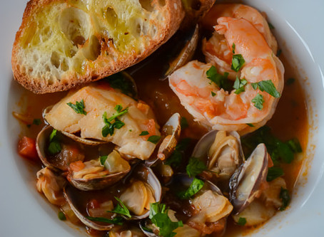 Seafood Cioppino Recipe - Great American Intl. Seafood Market