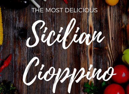 Sicilian Cioppino - SeaFOODIE Recipes