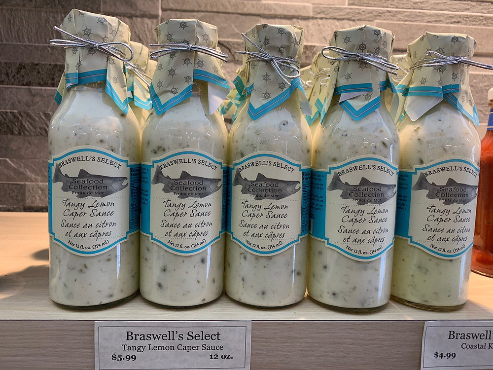 Brasswell's Lemon Caper Sauce