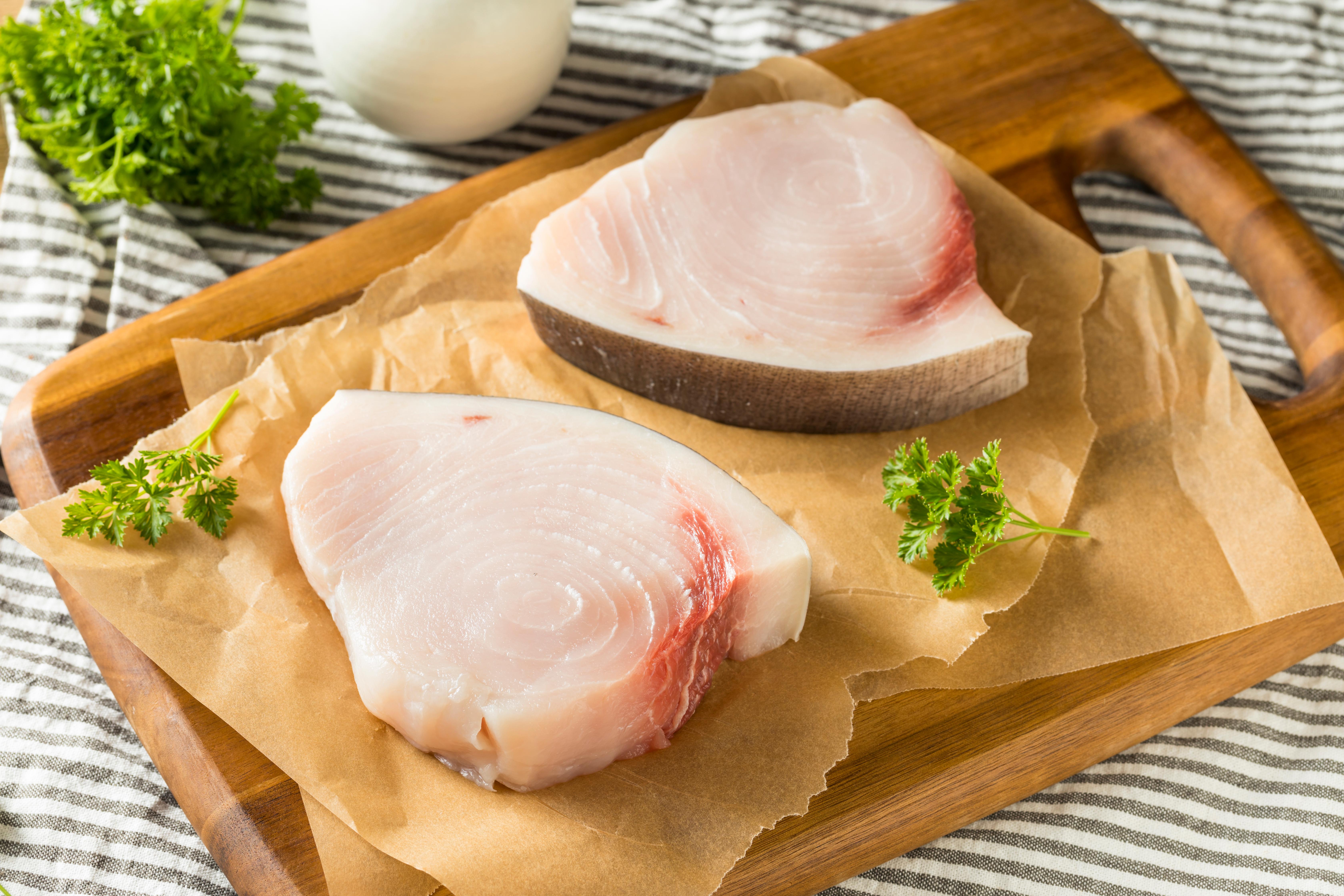 Breaded Sicilian Swordfish