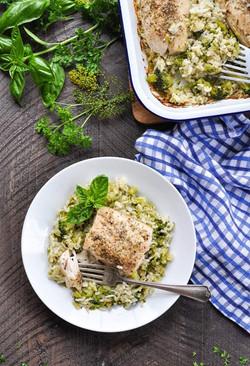 ump-and-Bake Italian Fish Recipe wit