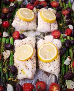 white fish recipe