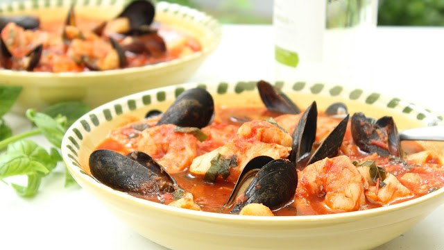cioppino soup recipe