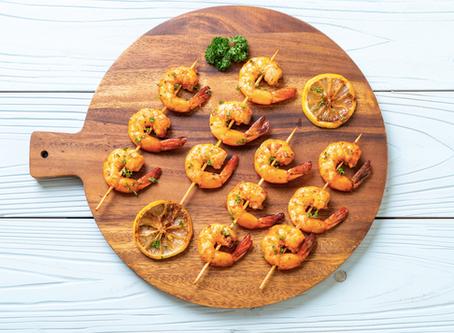 Sweet Chilli Shrimp - Recipe