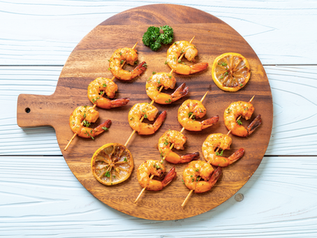 Sweet Chilli Shrimp - Recipe