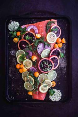 citrus salmon recipe
