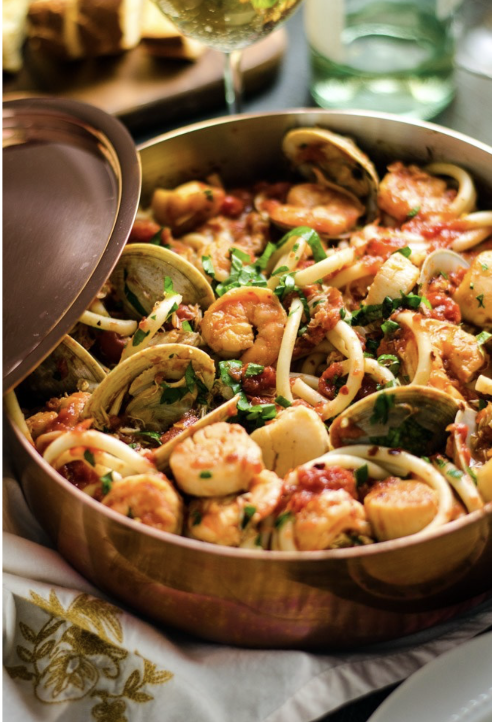 Four Elegant Date-Night Seafood Reci