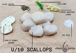 Simple Scallop Recipe
