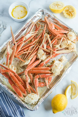 How To Cook Snow Crab