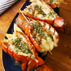 DELISH GRILLED LOBSTERS