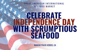 SEAFOOD RECIPES - SUMMER - 4TH OF JULY