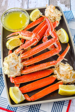 Cooking Snow Crab