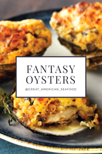 fantasy oysters - southwind foods / great american seafood