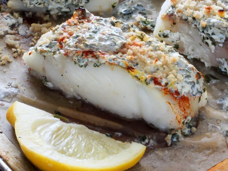 January Seafood Meal Plan