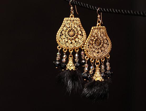 The Indira Earrings