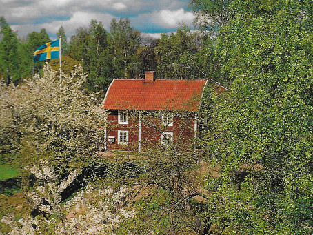 June 6th -Svenska Flaggans Dag