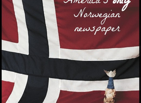 Get some Norway in your inbox!