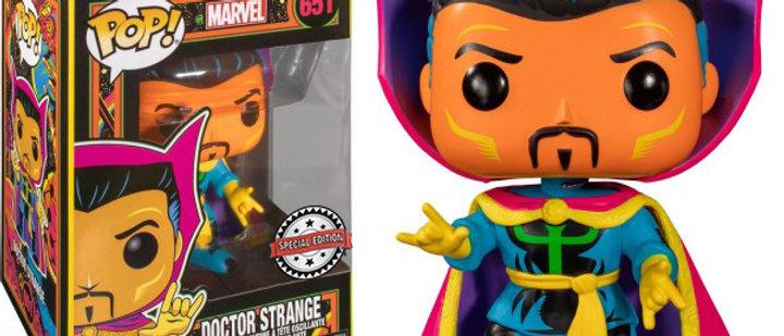 Doctor strage 651 marvel