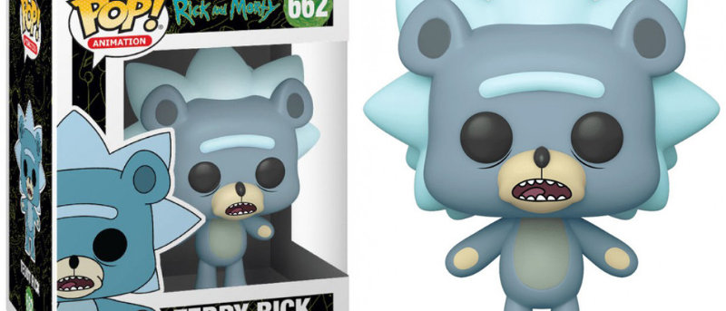 Teddy Rick 662 fortnite