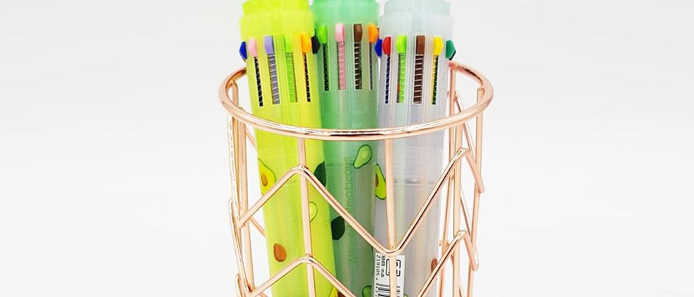 עט מחליף צבעים אבוקדו