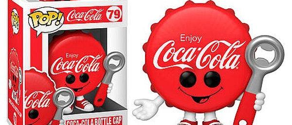 Coca-Cola bottle cap 79