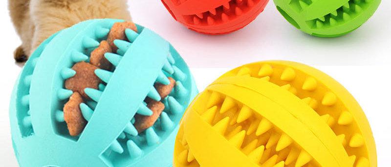 כדור מנקה שיניים לכלב גדול