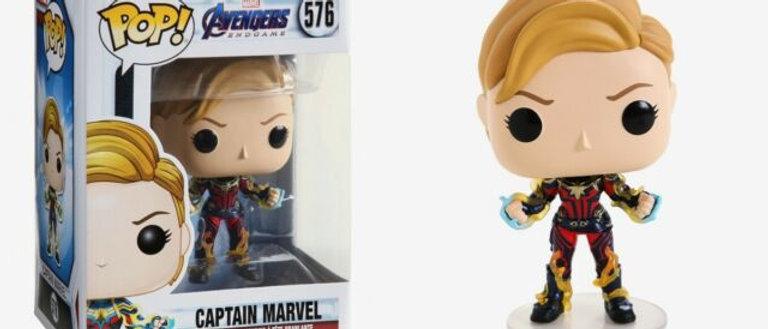 576 Captain Marvel