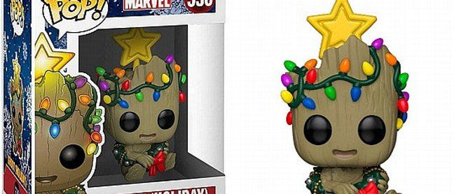 groot (holiday) 530 marvel