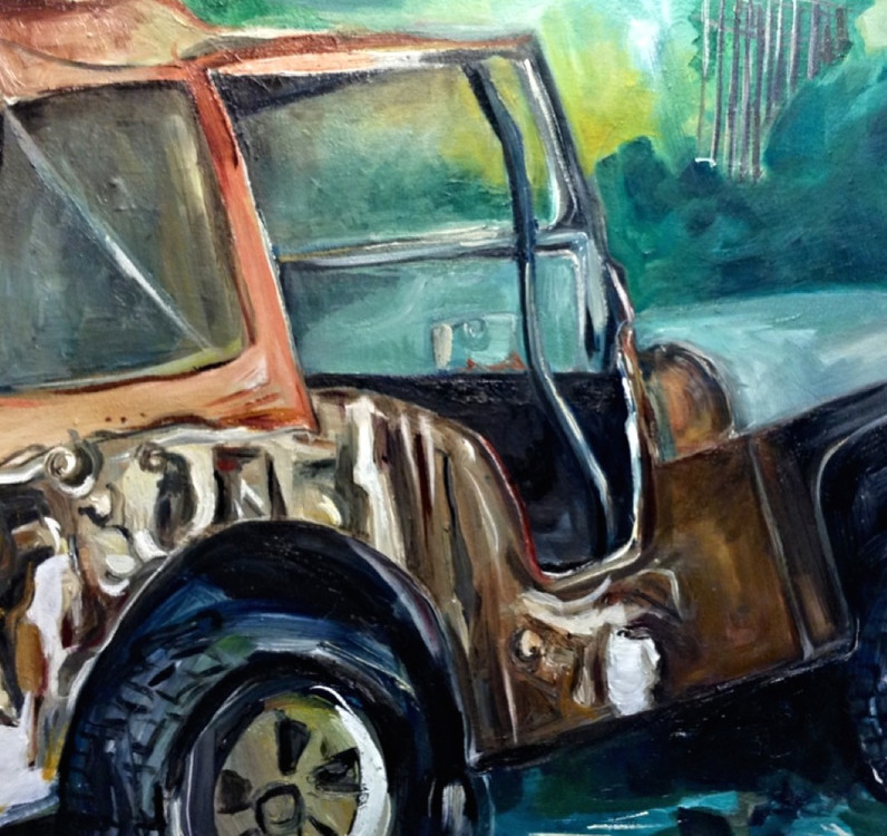 Bells Ferry Jeep