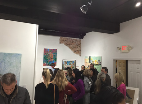 Annual Figure and Nude Show at dk Gallery