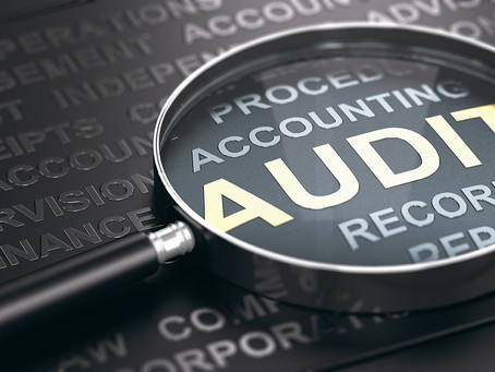 Why You Shouldn't Fear An Audit.