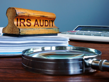 Are You Or Your Business A Target For An IRS Audit?