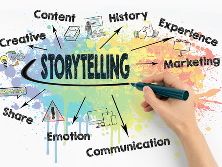 Storytelling is a Great Marketing Strategy!