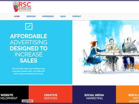 Extreme Website Makeover - Check Out Our NEW Website!