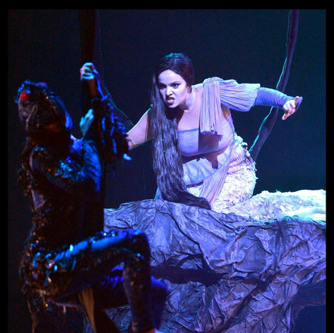 Purcell  - Dido and Aeneas (1st Witch) 2018 Israeli Opera