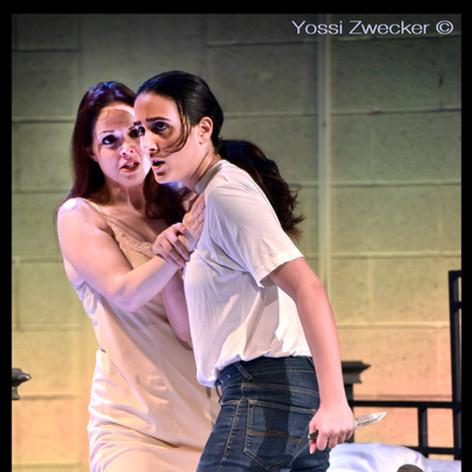 Bellini - I Capuleti e I Montecchi (Giulietta) 2016 Israeli Opera Studio