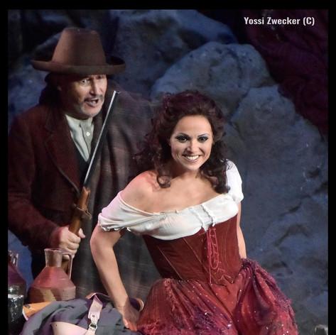 Bizet – Carmen (Frasquita) 2018 Israeli Opera