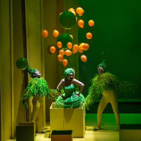 Mozart – The Magic Flute (Papagena) 2019 Israeli Opera