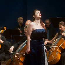 Verdi  – La Traviata (Violetta) IVAI Tel Aviv 2016