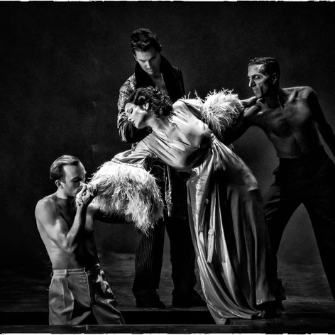 Britten - Midsummer Night's Dream (Tytania) 2018 Israeli Opera