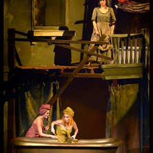 Rossini - La Cenerentola (Clorinda) 2016 Israeli Opera