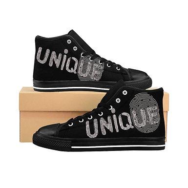 Sneakers High-top da uomo | FingerUnique