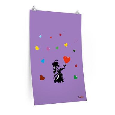 Poster RainingLove