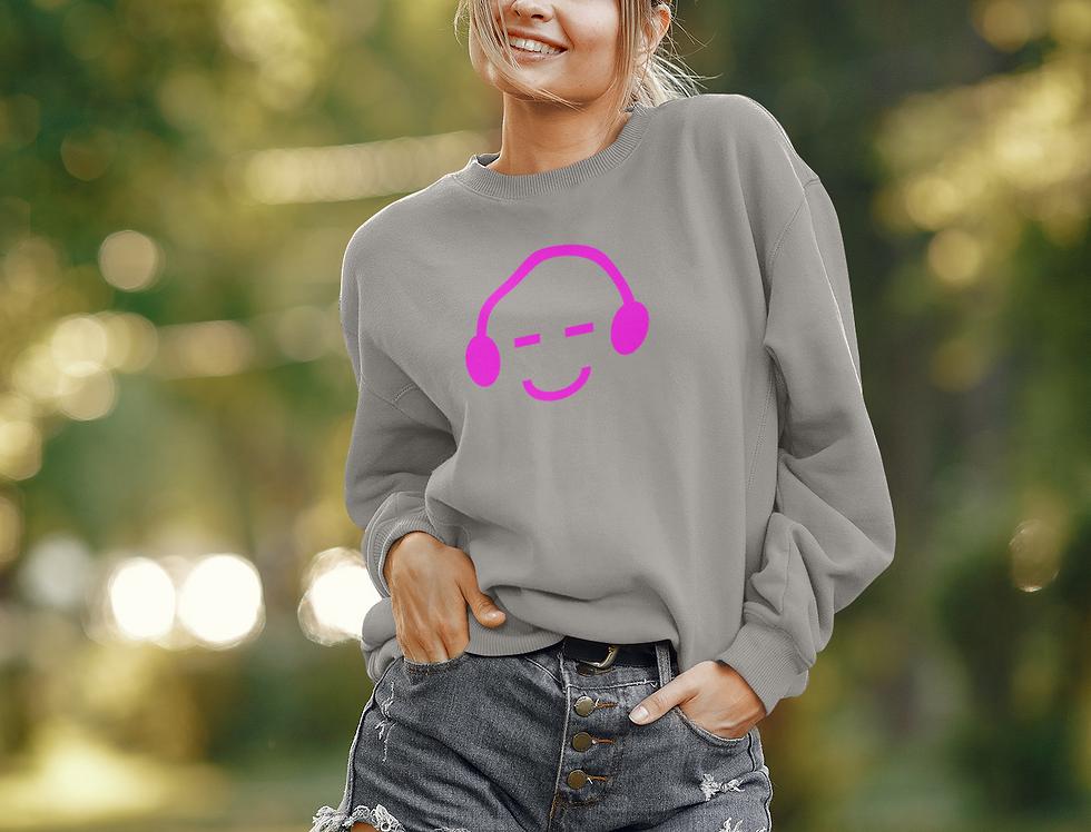 Unisex Fleece Pullover | Listen