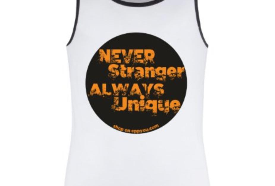Canotta TwoColours   Never Stranger
