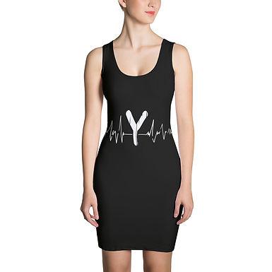 Vestito aderente black | PulseY