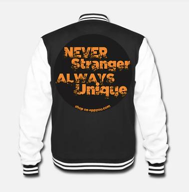 Giacca College | Never Stranger