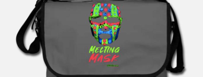 Borsa a Tracolla | Meltin' Mask