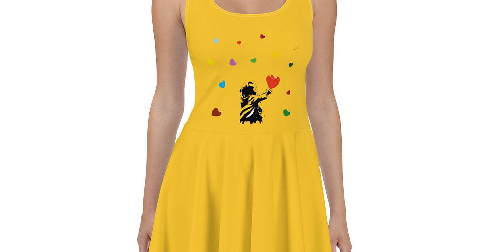 Yellow Dress | RainingHearth